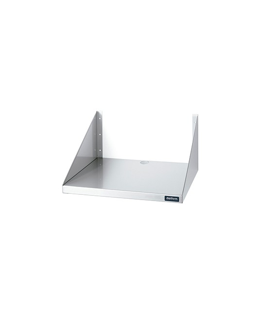 Estantería de Pared Para Microondas de Acero Inox Distform